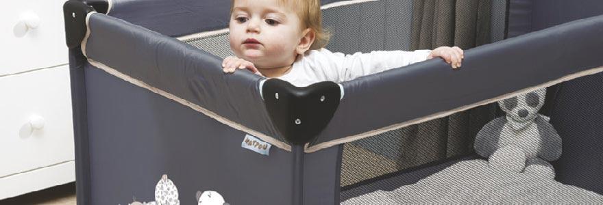 lit parapluie pour votre bebe