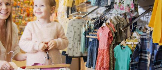 dernières tendances de la mode enfant