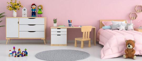 Achat de chambre d'enfant