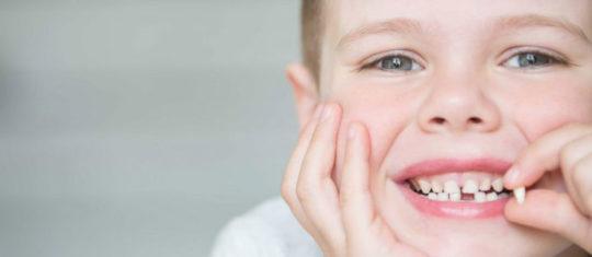 Dentition enfant